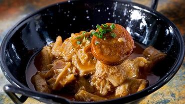 Menú del día: Restaurante 'Ponzano' (Madrid)