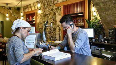 Restaurante 'Qué Leche' (Las Palmas de Gran Canaria)