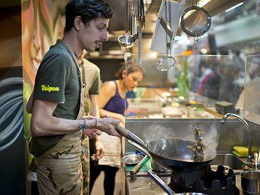 Restaurante 'Tripea' (Madrid)