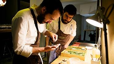 Restaurantes en la Sierra de Madrid: Cocina Creativa