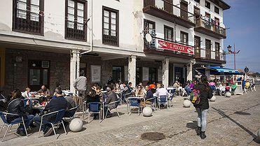 Restaurantes en San Vicente de la Barquera (Cantabria)
