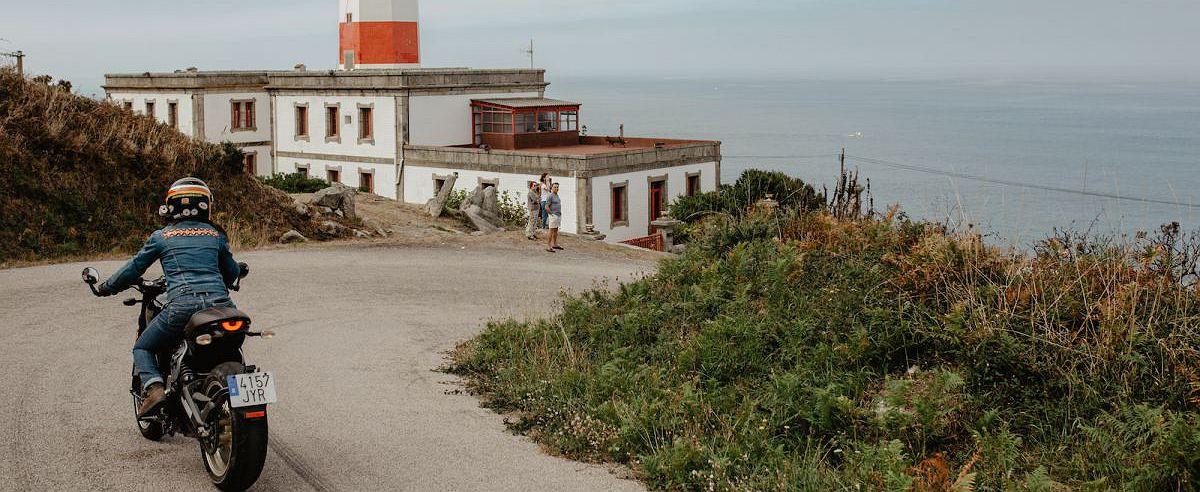 Ruta en moto por las Rías Baixas