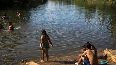 Excursión al río Bullaque (Ciudad Real)