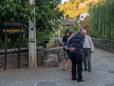 Riohonor de Castilla y Rio de Onor de Portugal