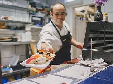 'Rocío Tapas y Sushi' (Málaga)