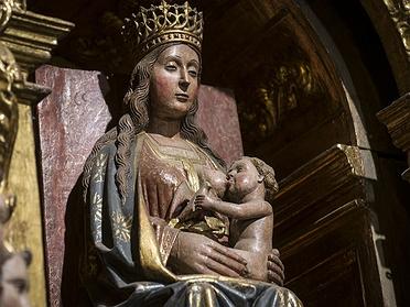 Santa María de Lebeña y el mirador de Santa Catalina (Cantabria)
