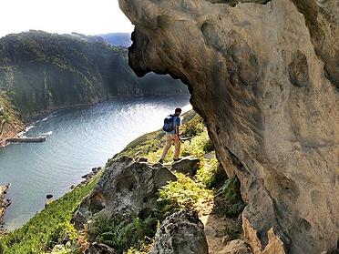 La naturaleza que rodea San Sebastián