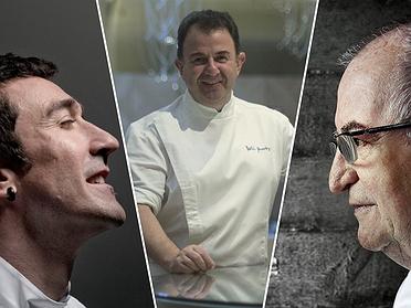 Soles Repsol: tres generaciones de cocineros vascos con Soles Repsol