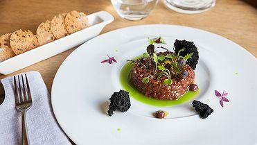 Restaurante 'Eme Be Garrote Grill' (Donostia)