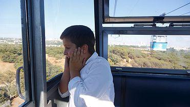 Ocio con niños: viaje en teleférico por Madrid
