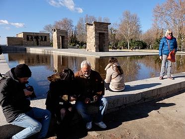 Ideas para planes gratuitos en Madrid