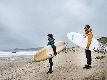 Surf y SUP en Cantabria