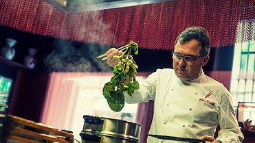 Los restaurantes favoritos de Albert Raurich ('Dos Palillos' y 'Dos Pebrots')