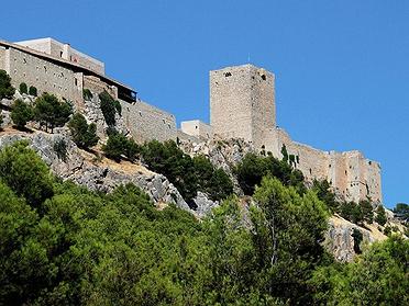 Dormir con un fantasma en Jaén - Castillo de Santa Catalina