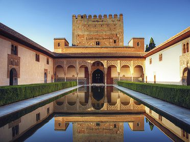 Ciudades en 48 horas - Granada
