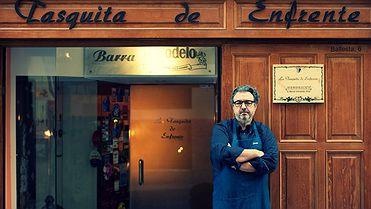 Los restaurantes favoritos de Juanjo López ('La Tasquita de Enfrente')