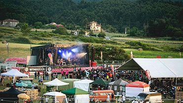 Festivales en Asturias