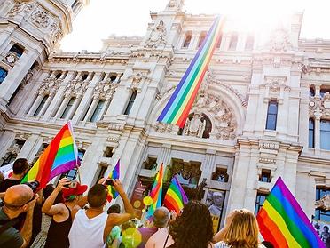 El ambiente se dispersa en Madrid