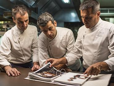 Restaurante 'Disfrutar' (Barcelona): cocina de vanguardia