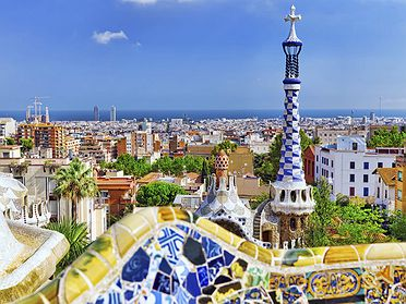Ciudades en 48 horas - Barcelona