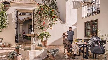 Hoteles románticos de Córdoba