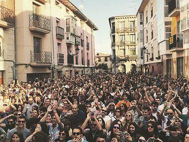 Artistas del Festival Ebrovision 2016