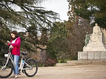 Madrid en femenino