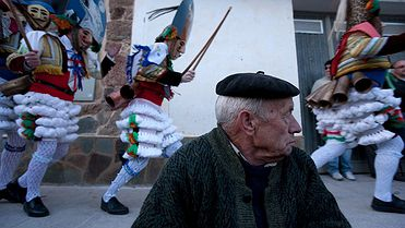 Carnaval en Galicia: Entroido gallego