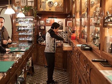 Tiendas antiguas de Barcelona