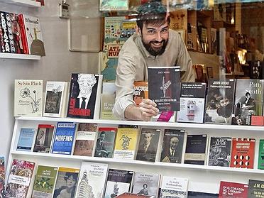 Librerías en Madrid realmente especiales