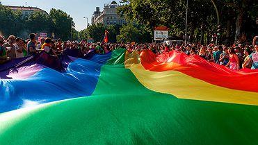 Planes para el Orgullo Gay en Madrid