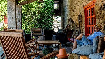 Alojamientos con encanto en Galicia: pazos reconvertidos