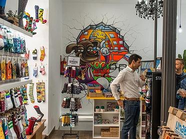Tiendas de Chueca (Madrid)