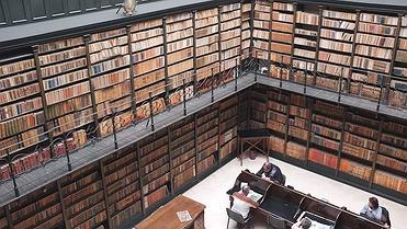 Bibliotecas con historia