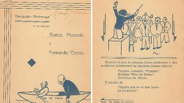 Menú con historia: Institución Libre de Enseñanza (1933)