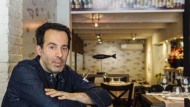 Menú del día: Restaurante 'Topik' (Barcelona)