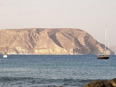 A toda vela por el Cabo de Gata
