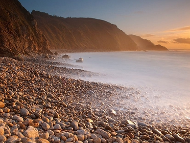 Las playas perdidas en Galicia