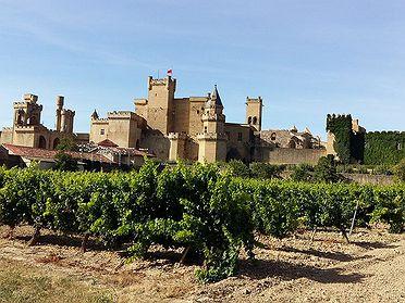 Olite (Navarra): el Palacio, qué ver y dónde comer