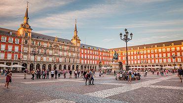 IV Centenario de la Plaza Mayor (Madrid)