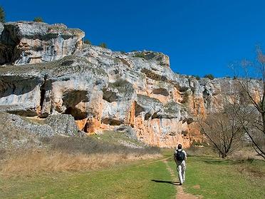 Ruta por el Cañón de río Lobos (Soria)