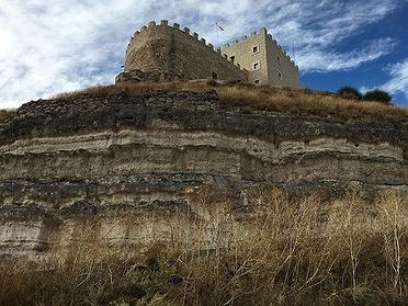 Dormir en castillos: Curiel (Valladolid - Castilla y León)