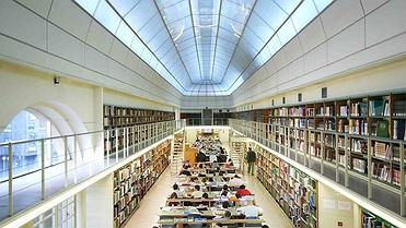 Bibliotecas con historia Parte 2
