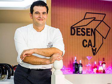 Los restaurantes favoritos de Iván Sáez ('Desencaja')