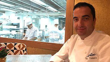 Los restaurantes favoritos de Óscar Velasco ('Santceloni')
