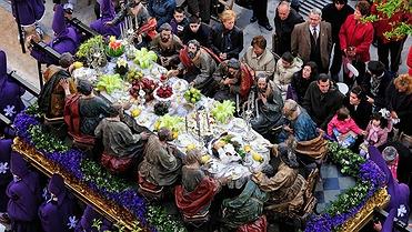 Semana Santa en los Salzillos (Murcia)