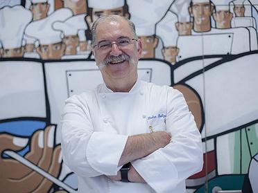 Los restaurantes favoritos de Pedro Subijana ('Akelarre')