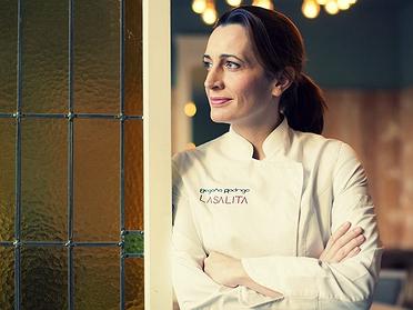 Los restaurantes favoritos de Begoña Rodrigo ('La Salita')