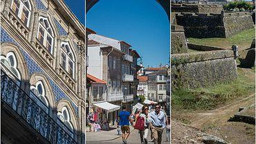 De compras por Valença do Minho (Portugal)