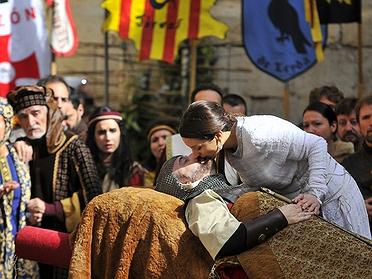 Los amantes de Teruel en San Valentin 2017